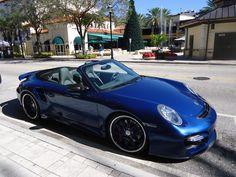4.The car I would drive: Porshe