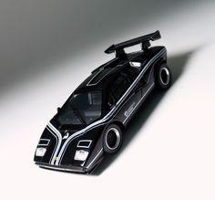Lamborghini Countach (Kyosho).