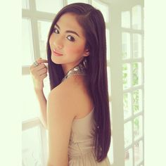 Girl Next Door Fashion. Take A Look At This Great Fashion Information! Lauren Young, Megan Young, Filipina Beauty, Liza Soberano, Female Actresses, Asian Hair, Beauty Pageant, Hair Care Tips, Girl Next Door