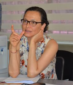Viceministra de Educación Superior presente en reunión de Consejo ordinario de Uniguajira