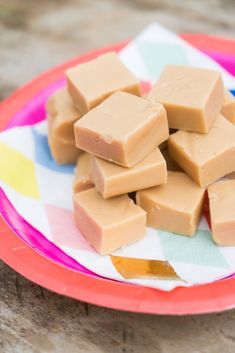 Doce de leite de corte – rapadura de leite condensado - Danielle Noce