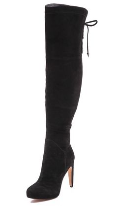 16d8700a098 Sam Edelman Kayla Over the Knee Boots Hilary Duff wore these boots and I  love them