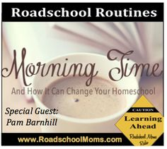 Pam encourages that by adding this intentional family time to your homeschool routine (even if you don't do it in the morning), you can recapture the joy of learning for your whole family. Making cherished memories becomes the easy part of your day. What's in your Morning Basket?