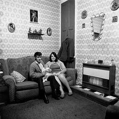 Martin parr- 1970's interior
