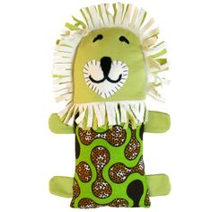 Little Friends Lion Plush - Dsenyo