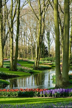 Picturesque Netherlands -http://www.travelandtransitions.com/european-travel/