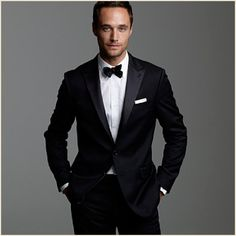 Looking for a sleek look for your groom or groomsmen? Have a look at the J Crew mens tuxedos and suits. They have everything you need to create a stylish look for your groom, including belts, socks and shoes. Wedding Wear, Wedding Suits, Summer Wedding, Dream Wedding, Wedding Attire, Hipster Wedding, Tuxedo Wedding, Wedding 2015, Wedding Bells