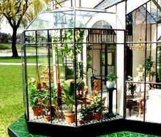 Sunroom miniatures #miniatures, dollhouse