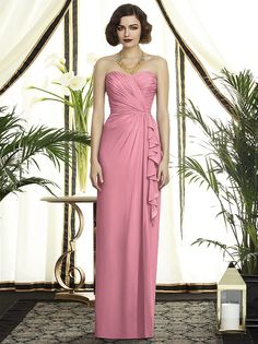 Dessy Collection Style 2895 http://www.dessy.com/dresses/bridesmaid/2895/?color=fuchsia=17#.UiamkTnSIRw