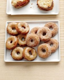 12 fantastic donut recipes, because in our minds, every day is National Donut Day