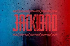 JACKLAND by ijemrockart on Creative Market