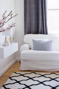 #livingroom #urbanara #safavieh #scandinavian #interior