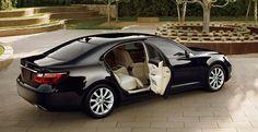 Lexus LS 460 Sport Special Edition Sedan   freaking HOT!