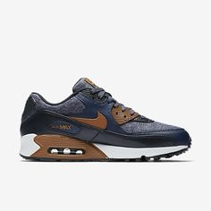 Release of the Nike Air Max 90 Thunder Blue is on Stay with Nike Free Outfit, Nike Free Shoes, Nike Shoes, Air Max Sneakers, Sneakers Mode, Casual Sneakers, Sneakers Fashion, Comfortable Sneakers, Nike Air Max Herren