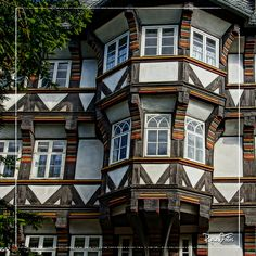 Impressionen aus Goslar - Fachwerk und Schiefer prägen das Bild der Altstadt. Impressions from Goslar - Half-timbered Houses, slate facades and slate roofs characterize the Old Town.
