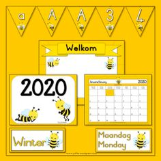 Afrikaans Language, Bee Theme, Birthdays, Curtains, Sweet, Decor, Anniversaries, Candy, Blinds