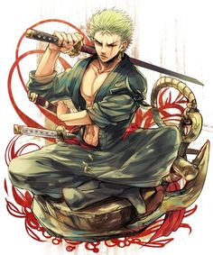 Roronoa Zoro | One Piece #anime
