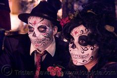 Day of the Dead Makeup Inspiration