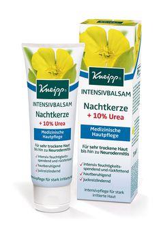 Kneipp Intensivbalsam Nachtkerze mit 10 % Urea, 75 ml