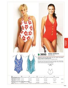 380 Best Sewing Swimsuits Images In 2019 Bathing Suits Beachwear