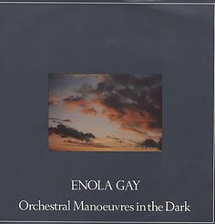 """For Sale -OMD Enola Gay UK  12"""" vinyl single (12 inch record / Maxi-single)- See this and 250,000 other rare & vintage vinyl records, singles, LPs & CDs at http://eil.com/"""