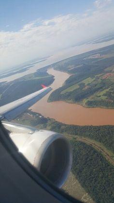 Itaipu Binacional, río Paraná