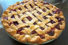 Favorite fruit pie thickener (foolproof)