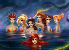 Disney Apocalypse