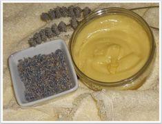 Kreattivablog - blog creativo : Maghella di casa e la sua Crema per il corpo all'olio di oliva e karitè, profumata alla lavanda [guestpost]