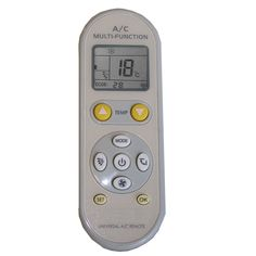 Universal Air Conditioner Replacement Remote Control