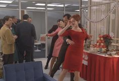 Joan_Holloway_Harris_mad_men_christmas_party: WHORANGE