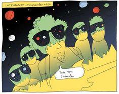 """Los Planetas """"Todo son señales"""""""