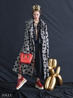 2014.12, Vogue, Hwang Se On