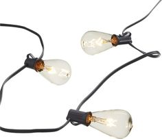 edison string lights. need.