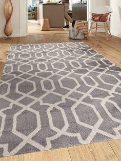 Toscana Gray Indoor Area Rug