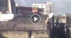 Ladrão Cai Do Telhado Depois De Roubar Tv http://www.desconcertante.com/ladrao-cai-telhado-depois-de-roubar-tv/