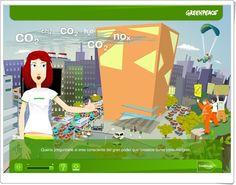 """Día Mundial de la Educación Ambiental, 26 de enero: """"Consumo"""" de greenpeace.es Family Guy, Fictional Characters, Science Area, Environmental Education, Interactive Activities, Teaching Resources, Fantasy Characters, Griffins"""