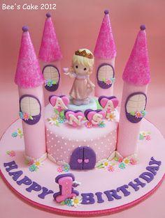 Bee's Cake: Castle