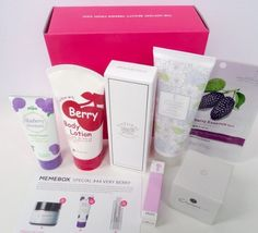 Memebox Very Berry Review + NEW November Coupon Codes!