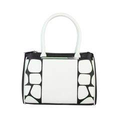 VERSACE JEANS Black and White Bag 61b5a05723c