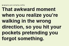 Hahaha i thought i was the only one who did this.
