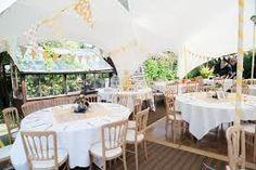 british country garden wedding