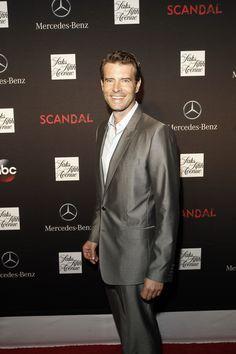 Jake Ballard Played by Scott Foley #Scandal #SAKS