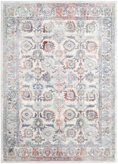 Granada - Multi 160x230 - RugVista Office Rug, Granada, Interior And Exterior, Rugs, Carpets, Home Decor, Office Carpet, Grenada, Farmhouse Rugs