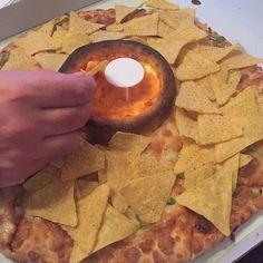 Pizza Volcano @ Telepizza Av. Fernão de Magalhães