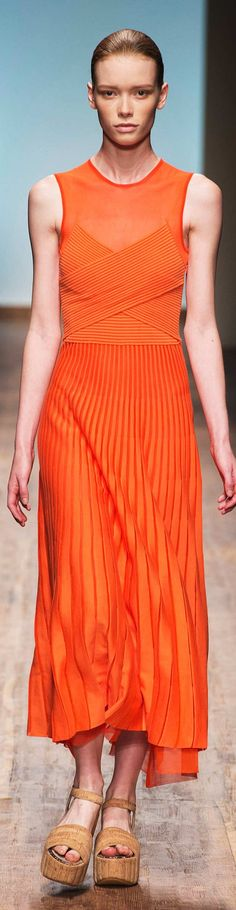 Salvatore Ferragamo Collection Spring 2015 | The House of Beccaria~