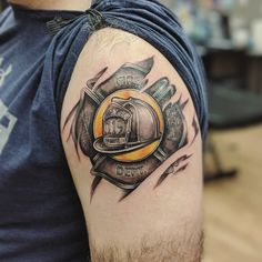 Firefighter Tattoo #firefighter #firefighterdaily #firefightershaveaheart #firefighterbrotherhood #firefightergift #firefighterart #firefightermeme #firefighterwedding #firefighterfunnies #firefighterlove #firefighterfit #firefighterandsons #firefighterpranks #firefighterschool #firefighterpost #firefighterstakeaction #firefightershusband #firefighterslife #firefightersoninstagram #firefighters #firefighternurselove #firefightercalendar #firefightershouston #firefighterswife #firefighterwife # Firefighter School, Firefighter Wedding, Firefighter Love, Firefighter Tattoos, Nurse Love, Firefighters, Husband, Yummy Food, How To Wear
