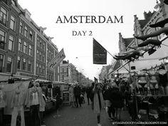 2 DAYS IN AMSTERDAM - DAY 2