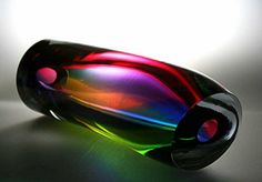 Leerdam glas | Awesome Art-Glass Sculpture