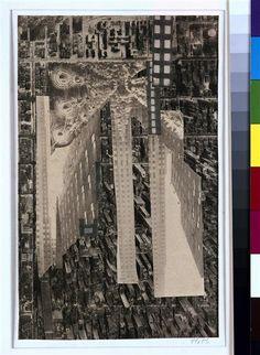 New York (Hannah Höch, 1921-22)